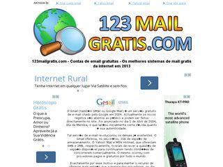http://www.123mailgratis.com