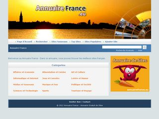 http://www.annuairefrance.eu