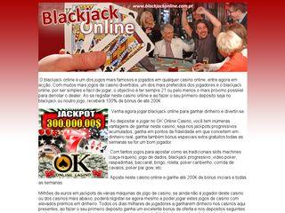 http://www.blackjackonline.com.pt
