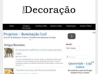http://www.casaedecoracao.pt