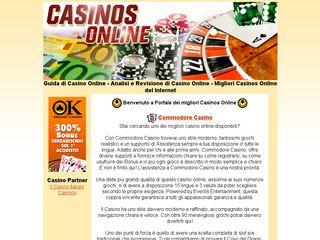 http://www.casinosonline.it
