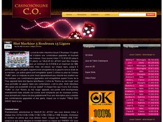 http://www.casinosonline.la