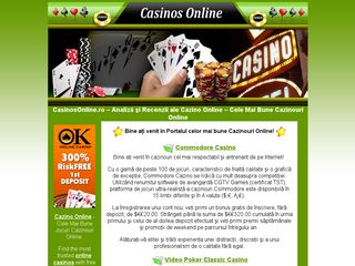 http://www.casinosonline.ro