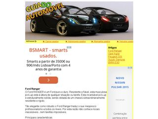 http://www.guiadoautomovel.info