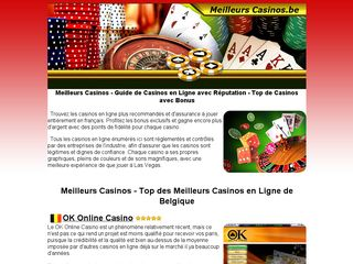 http://www.meilleurscasinos.be
