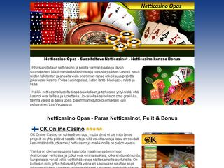 http://www.netticasinoopas.com