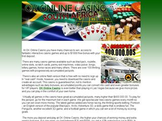 http://okonlinecasino.co.za