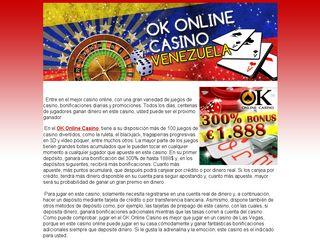 http://okonlinecasino.com.ve