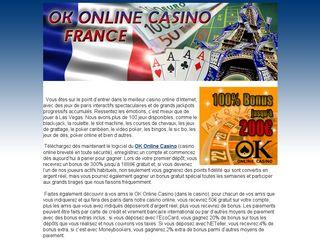 http://okonlinecasino.fr