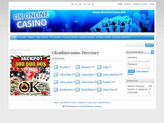 http://www.okonlinecasino.info