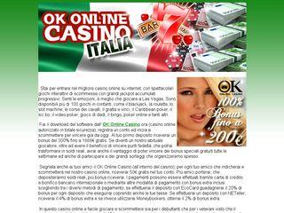 http://okonlinecasino.it