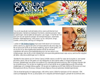 http://okonlinecasino.se