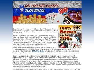 http://okonlinecasino.si