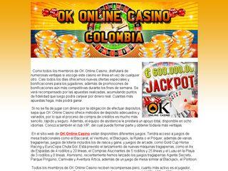 http://www.okonlinecasinocolombia.com