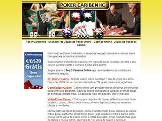 http://www.pokercaribenho.com
