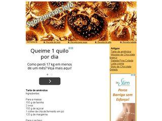http://www.sobremesas.info