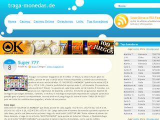 http://www.traga-monedas.de