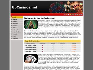 http://www.upcasinos.net