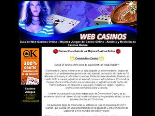 http://www.webcasinos.es