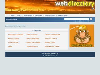 http://www.webdirectory.se